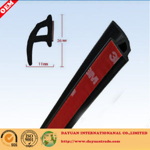 EPDM Foam Rubber Sealing Strip for Car Door pictures & photos