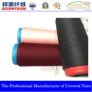 Covered Yarn for Man Stocking pictures & photos