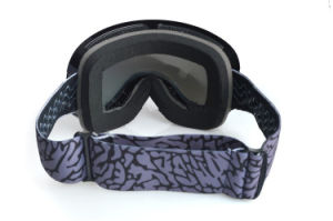 General Adult OTG Clearance Interchangeable Lens Snowboarding Goggles pictures & photos
