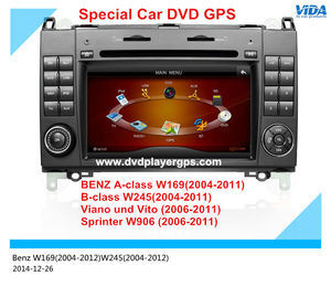 Special Car DVD for Benz a/B-Class W169 (2004-2012) W245 (2004-2012) pictures & photos