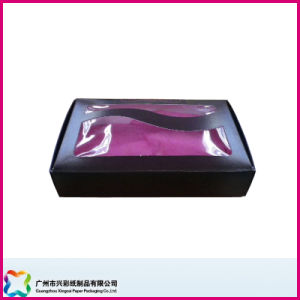 Elegant Chocolate Gift Box with Pet Window (XC-10-002) pictures & photos