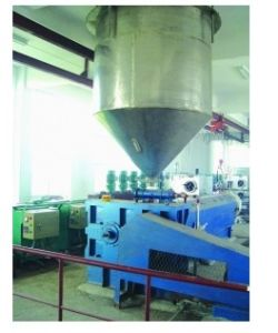 Polyester Staple Fibre Production Line for Spinning pictures & photos
