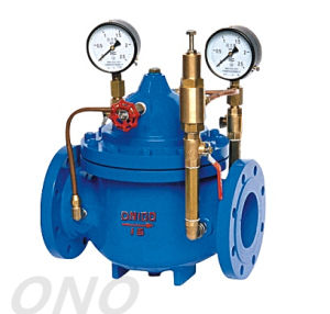 Stainless Steel 304 or 316 Pressure Reducing Valve Flange pictures & photos