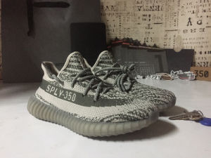 Originals Yeezy 350 Boost V2 Beluga Sply-350 Black White Black Peach Men Women Running Shoes Kanye West Yezzy Boost 350 pictures & photos