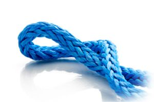 """1"""" High Quality Utility Pulling Line-Mega 12 Rope/PPE Rope pictures & photos"""