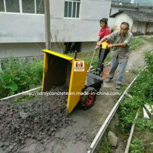 Electric Dumper in Construction Sites pictures & photos