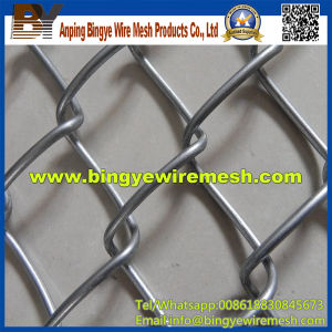 Hot-Galvanized Chain Link Fence for Chicken Farms pictures & photos