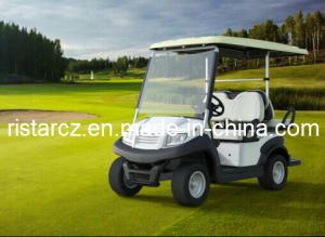 2014 New Model 4 Seats Electric Utility Golf Cart pictures & photos
