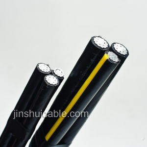 ASTM Standard Aerial Aluminum Bouded Cable pictures & photos