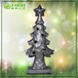 2014 Resin Artificial Christmas Tree Decoration