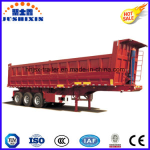 25cbm 3 Axles Self Dumpping Tipper Semi Trailer pictures & photos