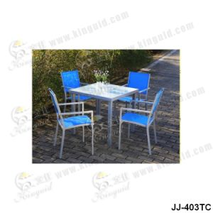 Textilene Mesh Fabric, Outdoor Furniture (JJ-403TC) pictures & photos