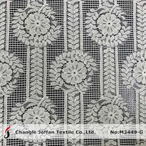 Textile Cord Lace Fabric for Dresses (M3449-G) pictures & photos