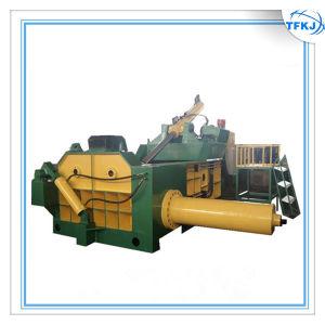 Tfkj Automatic Hydraulic Scrap Metal Compressor Machine pictures & photos