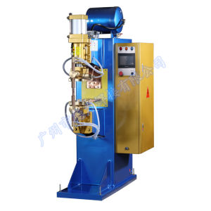 Higher Power Middle Frequency Direct Current Spot Welding Machine pictures & photos