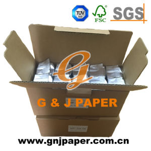 20 Meters Length Ultrasonic Thermal Paper Roll with Paper Core pictures & photos