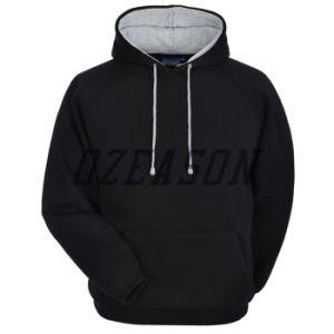 Ozeason Sportswear Custom Design Embroidery Logo Mens Hoody pictures & photos