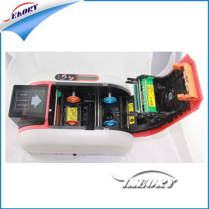 Single-Sided and Dual-Sided Card Printer/PVC Card Printing Machine/Student ID Card pictures & photos