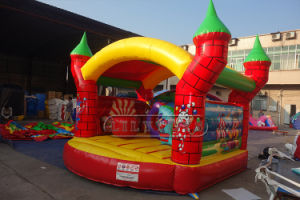 Hot Sale Lilytoys Best PVC Used Commercial Inflatable Bouncy Castle pictures & photos