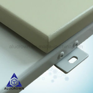PVDF Solid Aluminium Panel for Curtain Wall pictures & photos