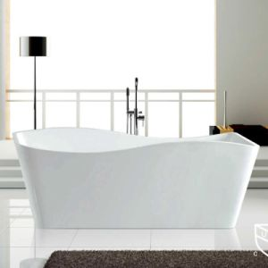 Cupc Freestanding Acrylic Bathtub K1531 pictures & photos