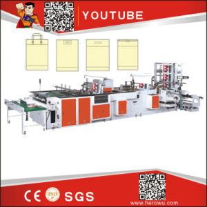 Hero Brand Automatic Paper Bag Making Machine (WFD400) pictures & photos
