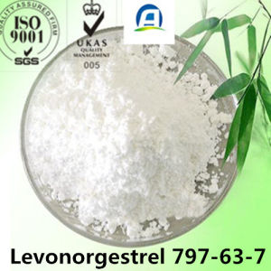 Factory Supply 99% Pharm Grade Hormonal Contraceptives Levonorgestrel Powder 797-63-7 pictures & photos