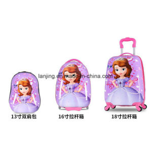 Bw1-095 Yiwu Stock Trolley Luggage pictures & photos