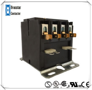 AC Contactor 40A 240V 4 Poles Contactor Magnetic Contactor pictures & photos