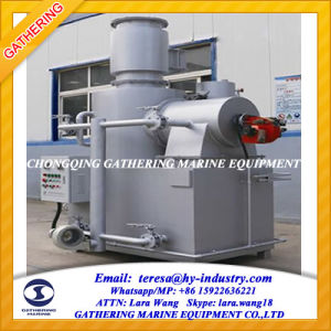 Imo Marine Sewage Incinerator 63kg/H Solid Incinerator pictures & photos
