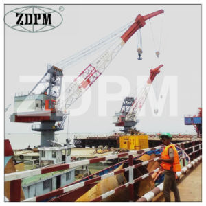 Professional Shipyard Portal Container Crane pictures & photos