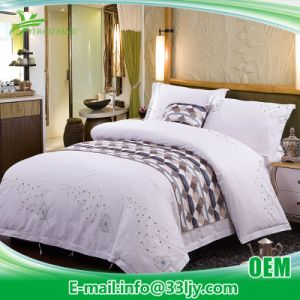 Factory Sale Deluxe 300t Bedspread for Coastal pictures & photos