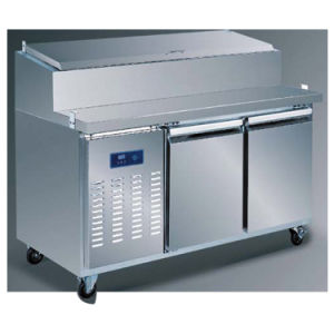 Stainless Steel Pizza Workbench (SCL4) pictures & photos