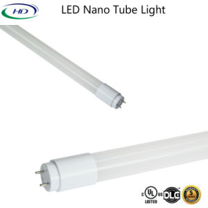 12W Ballast Compatible Nano Plastic LED Tube Light (A+B Series) pictures & photos