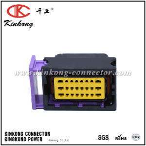 24 Pin Female Waterproof Motorcycle ECU/Wiring Automotive Connector pictures & photos