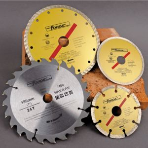 3PCS 115mm Turbo, Continuous, Segmented Diamond Cutting Blade Set pictures & photos