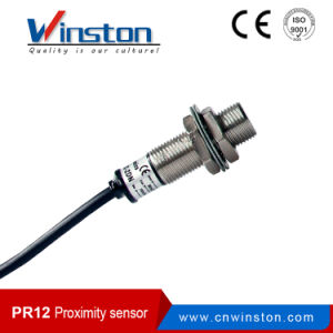 Pr12 Flush Cylindrical Type Metal Inductance Proximity Sensor Switch pictures & photos