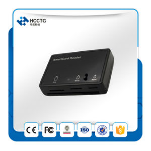 IC Chip Card Standard Card SIM Card Reader (Dcr3516) pictures & photos