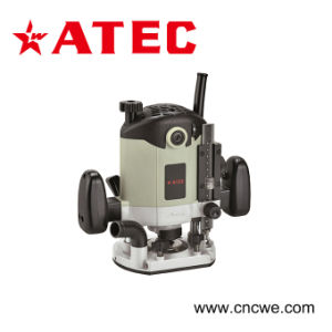 China Supplier Power Tools 1400W 12mm Electric Router (AT2713) pictures & photos