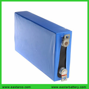 OEM Rechargeable 3.2V 75ah LiFePO4 Battery Cell pictures & photos