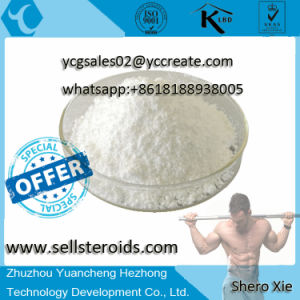 99% Steroid Powder Testosterone Propionate CAS: 57-85-`2 For Muscles Gainning pictures & photos