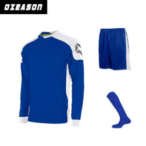 Wholesale High Quality Custom Made Kids Soccer Jersey Football Shirt pictures & photos
