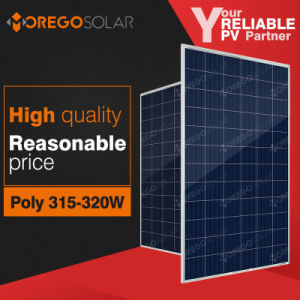 Chinese Photovoltaic Solar Panels 24V 300W 315W 320W High Efficiency pictures & photos