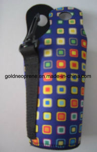 Fashionable New Design Neoprene Bottle Cooler 0011 pictures & photos