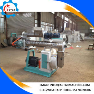 Szlh250 Belt Driven Small Feed Mill Manufacture in China pictures & photos