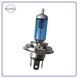 Headlight Schott H4 24V Blue Halogen Lamp/Auto Bulb pictures & photos