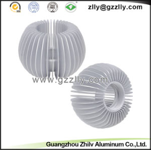Metal Part Aluminum Profile Heatsink Building Material Construction pictures & photos