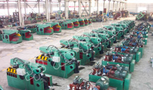 Hydraulic Alligator Metal Shear Recycling Machine pictures & photos