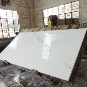 Kkr Factory Price White Stone Quartz pictures & photos