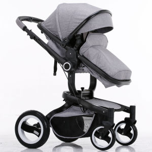 2017 New Design Luxury Fold Baby Pushchair with European Standard pictures & photos
